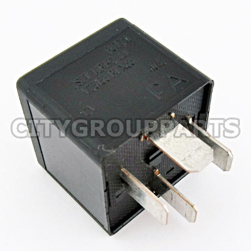 Land Rover Coil Cooling Partnumber Qgc500080: FORD JAGUAR LAND ROVER MODELS BLACK RELAY 2S7T-14B192-AA